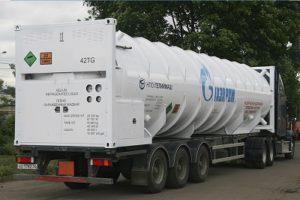 Танк-контейнеры для газов