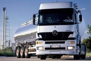 Перевозка опасных химических грузов