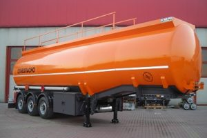 Перевозка химических наливных грузов