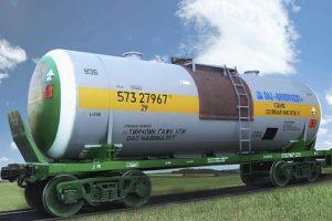 Железнодорожные перевозки кислот
