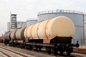 Железнодорожные перевозки наливных грузов