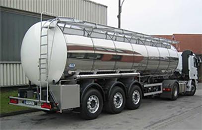 автоцистерны для перевозки грузов
