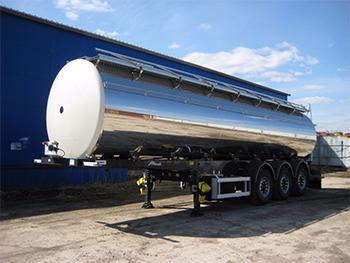 перевозка грузов автоцистернами