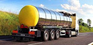 внутрироссийские перевозки наливных грузов танк-контейнерами