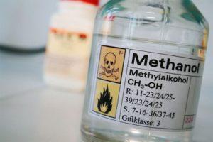 Транспортировка и хранение метанола