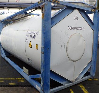 танк контейнер 26 000