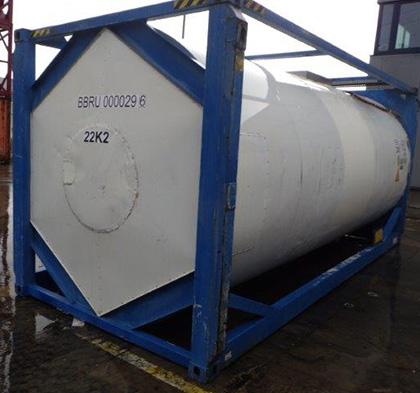 Танк контейнер 26 000 л