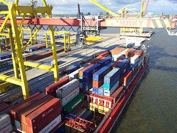 услуги по перевозке наливных грузов морем