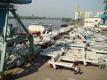 стоимость перевозки наливных грузов морем
