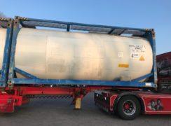 Купить танк-контейнер T11 (BBRU 0001271) на 26 000 литров