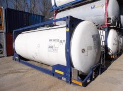 Купить танк-контейнер T11 (BBRU 0001163) на 30 000 литров