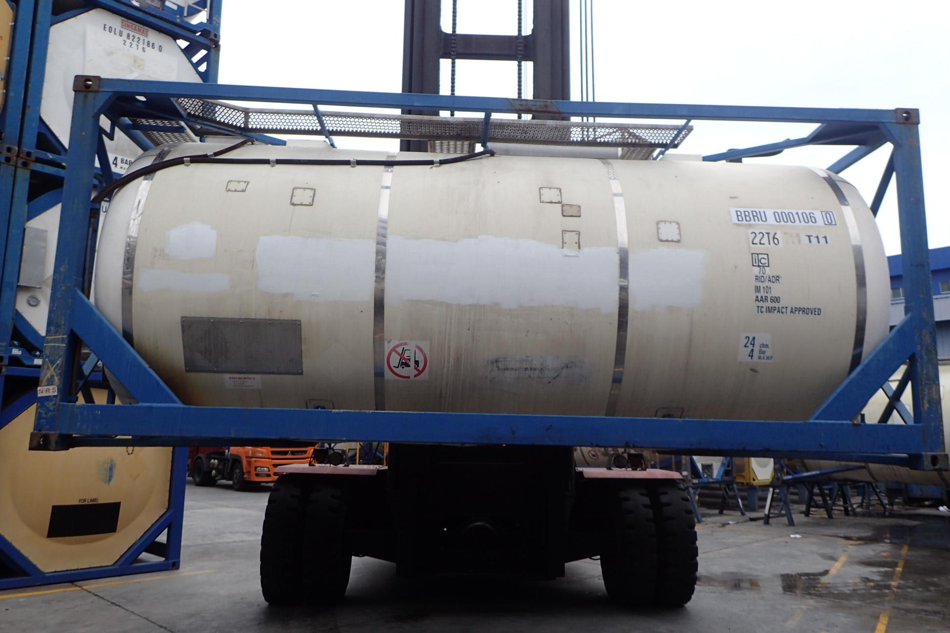 Купить Танк-контейнер T11 (BBRU 0001060) — 23 973 литров