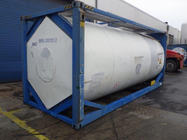 купить танк контейнер BBRU 0000850 на 26 000 литров